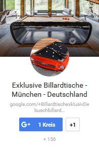 Exklusive Billardtische - München - Deutschland