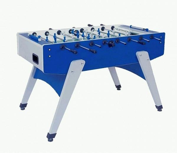 Outdoor Fußballtisch G-2000 blau