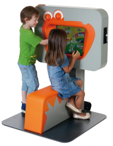 Touchplay DINO Terminal für Kinder