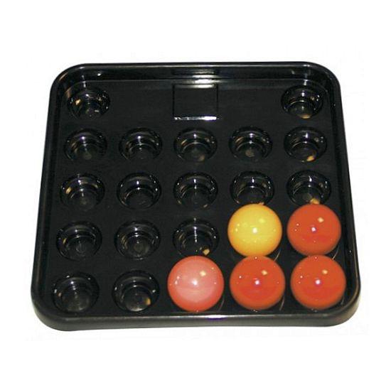 Ablageschale Snooker-Kugeln