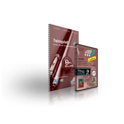 PAT Trainingsheft mit DVD