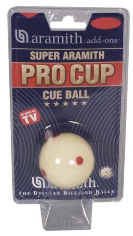 Pro Cup Spielball für Poolbillard