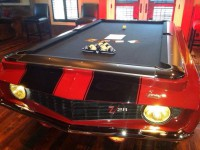 Poolbillard 8ft Camaro 1969