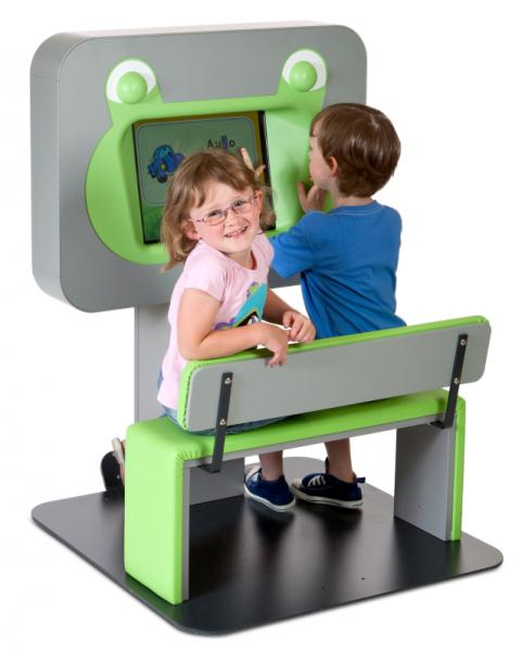 Touchplay FROG Terminal für Kinder