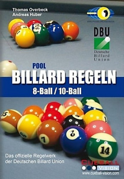Poolbillard Regeln DVD Video