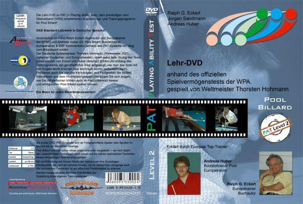 PAT 2 Billard Lehr DVD