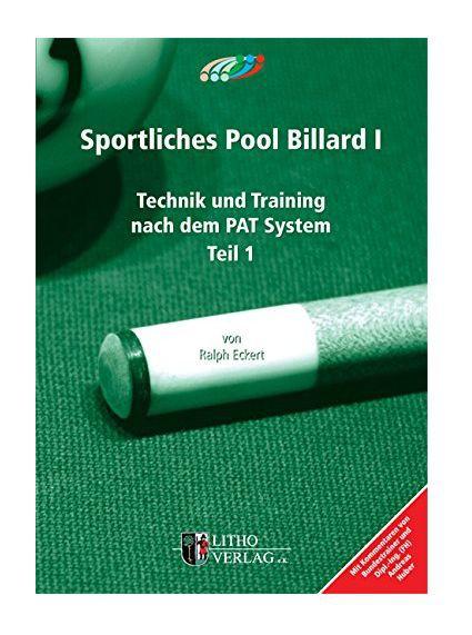 Buch Sportliches Pool Billard Teil 1