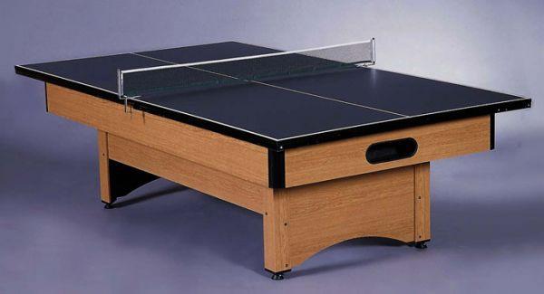 Tischtennisplatte für 7ft 8ft Billardtische