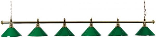 Billardlampe Snooker Pyramid