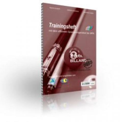 PAT Poolbillard Trainingsheft