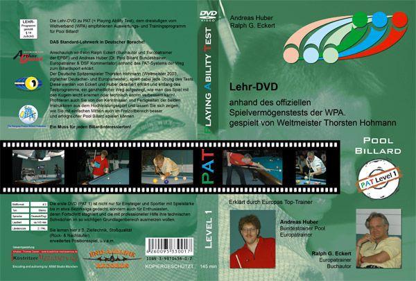PAT 1 Billard Lehr DVD