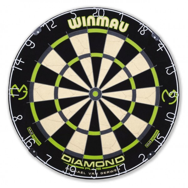 Dartboard Winmau Diamond plus (MvG Design)