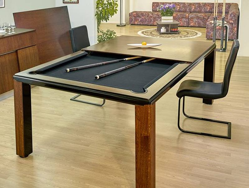 der mehrzweck billard pronto billardtisch busch. Black Bedroom Furniture Sets. Home Design Ideas