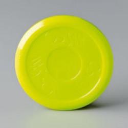 Airhockey Puck gelb