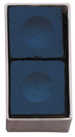 Billardzubehör Billardkreide blau