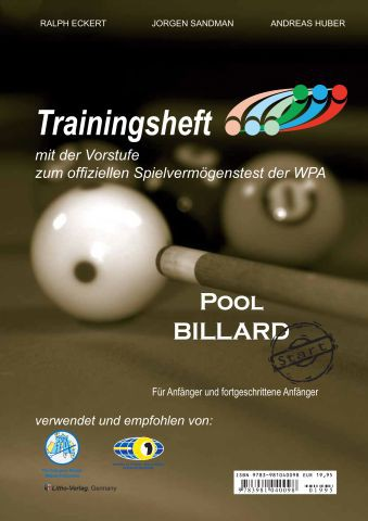 Buch PAT Poolbillard Start