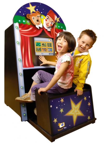 Touchplay KASPERL Terminal für Kinder