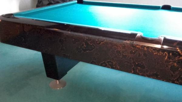 Billardtisch gebraucht Lehmacher 9 ft