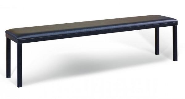 Sitzbank SCHWARZ für Pronto Ultra Billardtisch