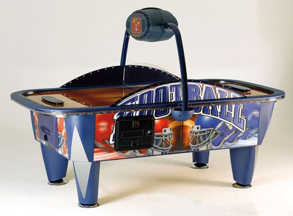 Airhockey Yukon Finish