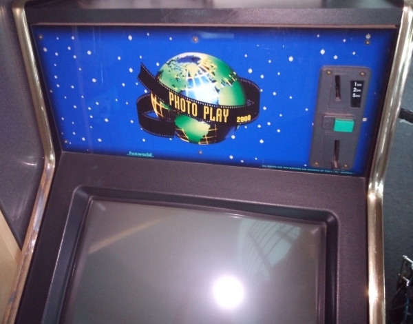 Photo Play 2000 Terminal Automat gebraucht