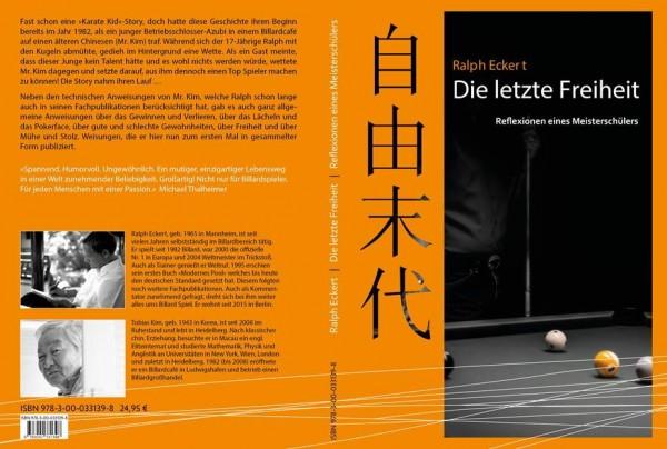 Buch Ralph Eckert - Die letzte Freiheit