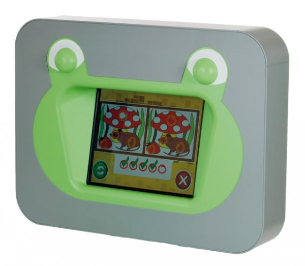 Wandterminal Touchplay FROG für Kinder