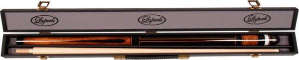 Laperti Carambolage-Queue und Koffer