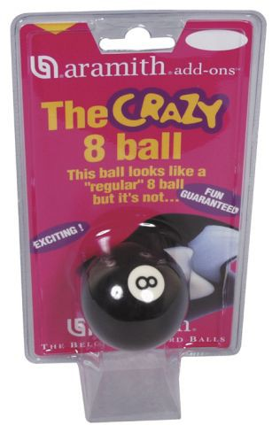 Billardkugel Crazy 8-Ball